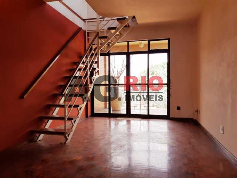 14 Escada cobertura - Cobertura 2 quartos à venda Rio de Janeiro,RJ - R$ 550.000 - VVCO20009 - 15