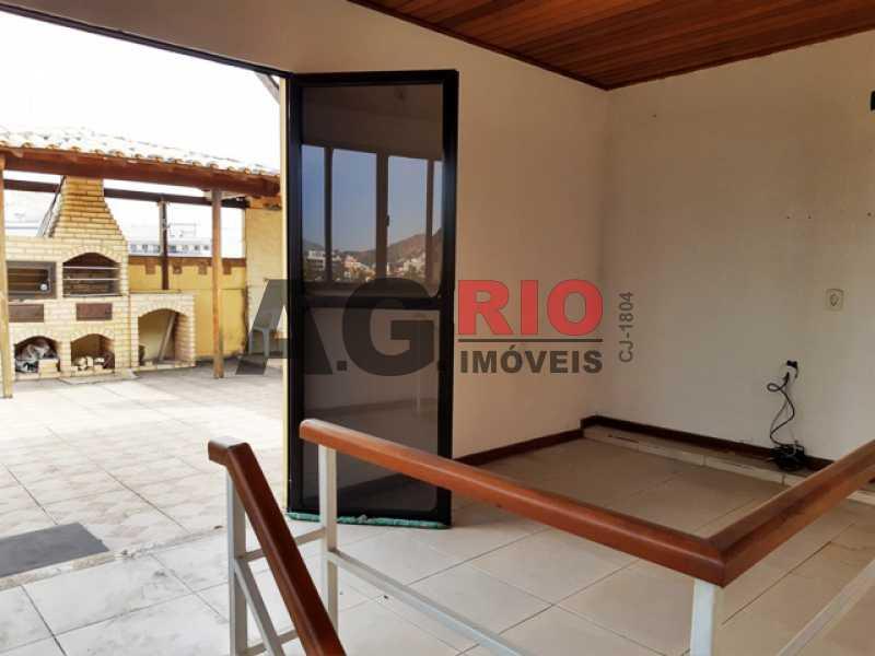 16 Saleta - Cobertura 2 quartos à venda Rio de Janeiro,RJ - R$ 550.000 - VVCO20009 - 17
