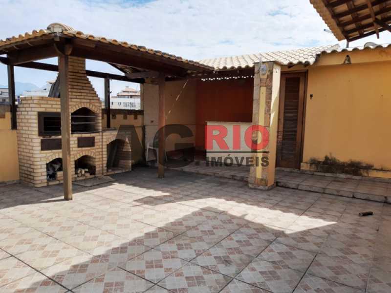 17 Cobertura - Cobertura 2 quartos à venda Rio de Janeiro,RJ - R$ 550.000 - VVCO20009 - 18