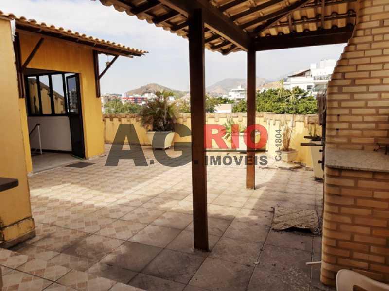 20 Cobertura - Cobertura 2 quartos à venda Rio de Janeiro,RJ - R$ 550.000 - VVCO20009 - 21