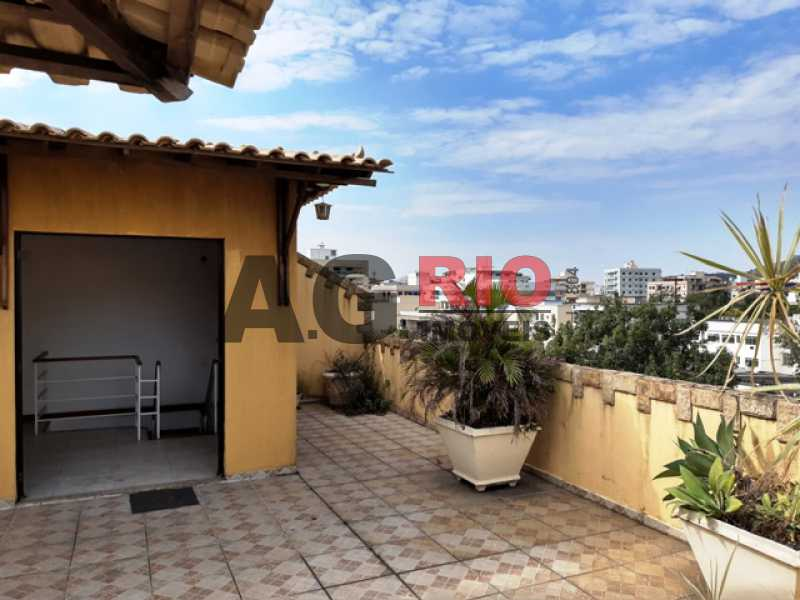 21 Cobertura - Cobertura 2 quartos à venda Rio de Janeiro,RJ - R$ 550.000 - VVCO20009 - 22