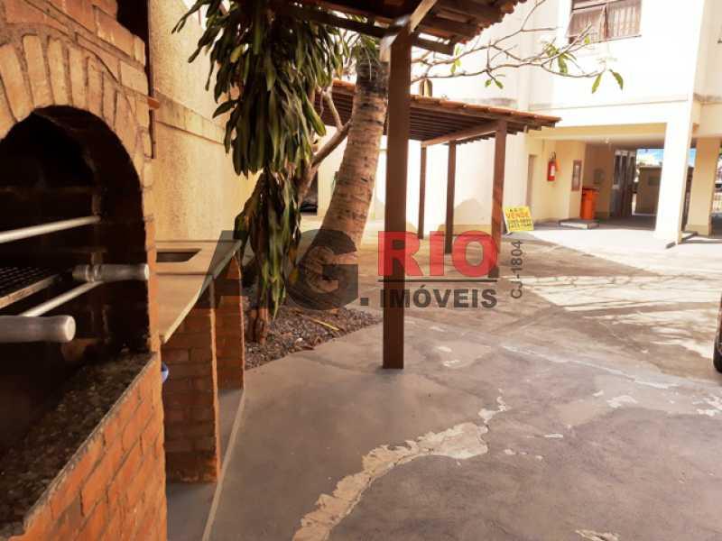 24 Churrasqueira  área comum - Cobertura 2 quartos à venda Rio de Janeiro,RJ - R$ 550.000 - VVCO20009 - 25