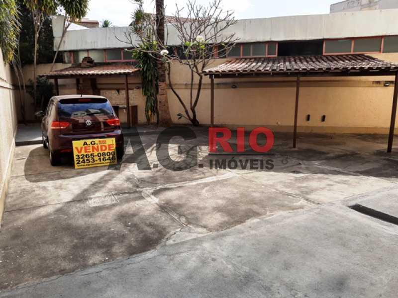 25 Churrasqueira  área comum - Cobertura 2 quartos à venda Rio de Janeiro,RJ - R$ 550.000 - VVCO20009 - 26