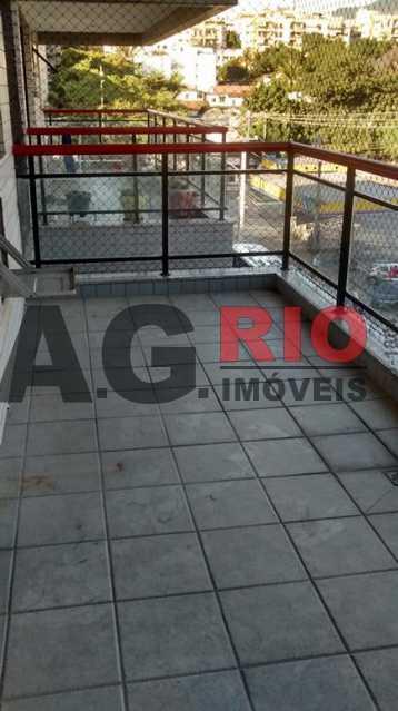 LOCALIZAÇÃO PRIVILEGIADA - Apartamento À Venda no Condomínio Prima Classe - Rio de Janeiro - RJ - Freguesia (Jacarepaguá) - FRAP20129 - 12