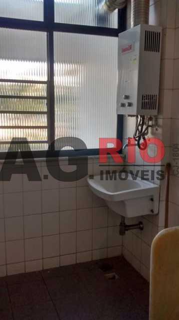 LOCALIZAÇÃO PRIVILEGIADA - Apartamento À Venda no Condomínio Prima Classe - Rio de Janeiro - RJ - Freguesia (Jacarepaguá) - FRAP20129 - 28