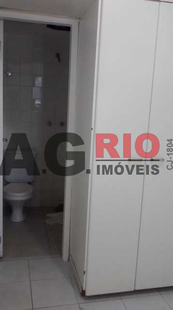 LOCALIZAÇÃO PRIVILEGIADA - Apartamento À Venda no Condomínio Prima Classe - Rio de Janeiro - RJ - Freguesia (Jacarepaguá) - FRAP20129 - 30