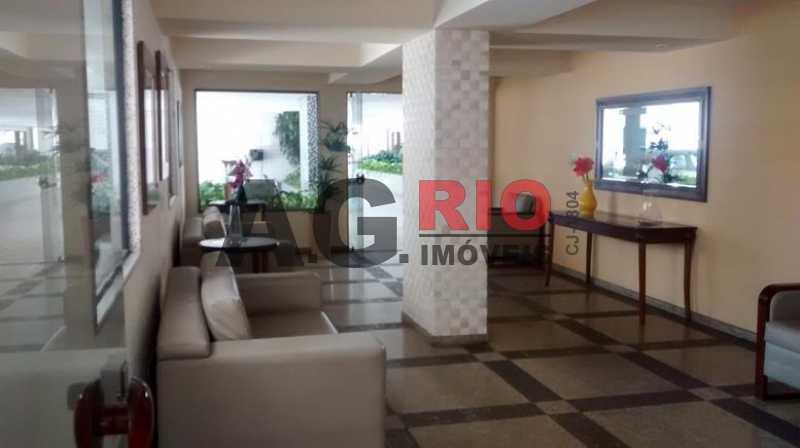LOCALIZAÇÃO PRIVILEGIADA - Apartamento À Venda no Condomínio Prima Classe - Rio de Janeiro - RJ - Freguesia (Jacarepaguá) - FRAP20129 - 3