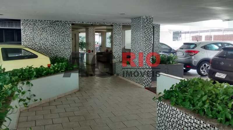 LOCALIZAÇÃO PRIVILEGIADA - Apartamento À Venda no Condomínio Prima Classe - Rio de Janeiro - RJ - Freguesia (Jacarepaguá) - FRAP20129 - 1