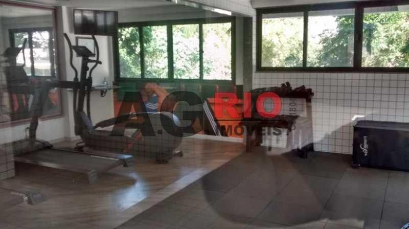 LOCALIZAÇÃO PRIVILEGIADA - Apartamento À Venda no Condomínio Prima Classe - Rio de Janeiro - RJ - Freguesia (Jacarepaguá) - FRAP20129 - 6