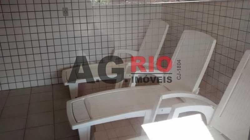 LOCALIZAÇÃO PRIVILEGIADA - Apartamento À Venda no Condomínio Prima Classe - Rio de Janeiro - RJ - Freguesia (Jacarepaguá) - FRAP20129 - 8