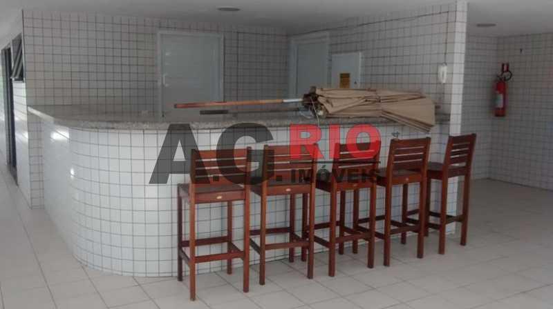 LOCALIZAÇÃO PRIVILEGIADA - Apartamento À Venda no Condomínio Prima Classe - Rio de Janeiro - RJ - Freguesia (Jacarepaguá) - FRAP20129 - 5