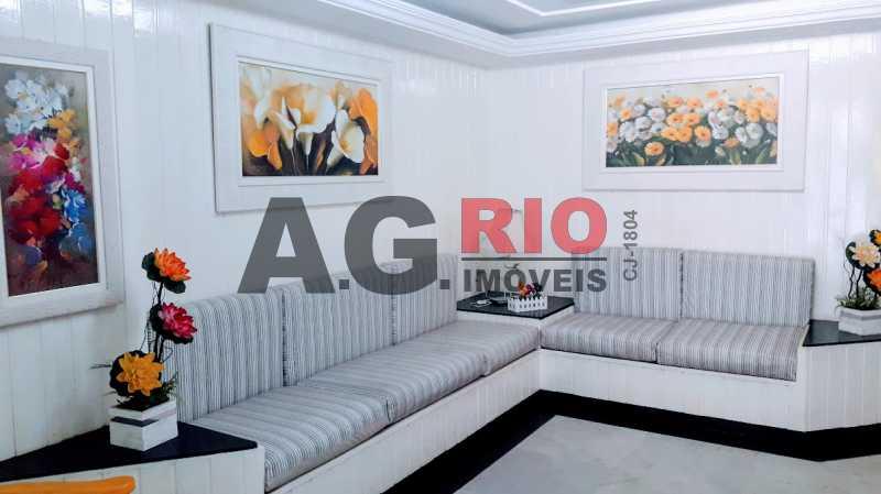 1.recepção - Apartamento 3 quartos à venda Rio de Janeiro,RJ - R$ 380.000 - VVAP30136 - 21