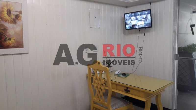 2.recepção - Apartamento 3 quartos à venda Rio de Janeiro,RJ - R$ 380.000 - VVAP30136 - 22