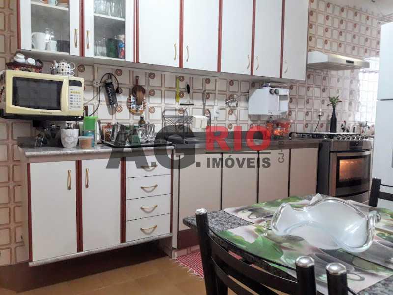 26.cozinha.1 - Apartamento 3 quartos à venda Rio de Janeiro,RJ - R$ 380.000 - VVAP30136 - 7