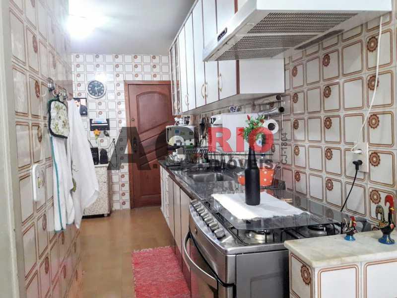 28.cozinha.3 - Apartamento 3 quartos à venda Rio de Janeiro,RJ - R$ 380.000 - VVAP30136 - 6