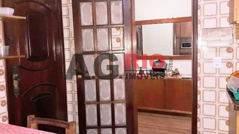 5.porta.cozinha - Apartamento 2 quartos à venda Rio de Janeiro,RJ - R$ 250.000 - VVAP20461 - 4