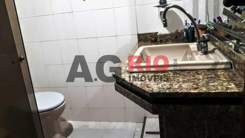 6.banheiro.social - Apartamento 2 quartos à venda Rio de Janeiro,RJ - R$ 250.000 - VVAP20461 - 8