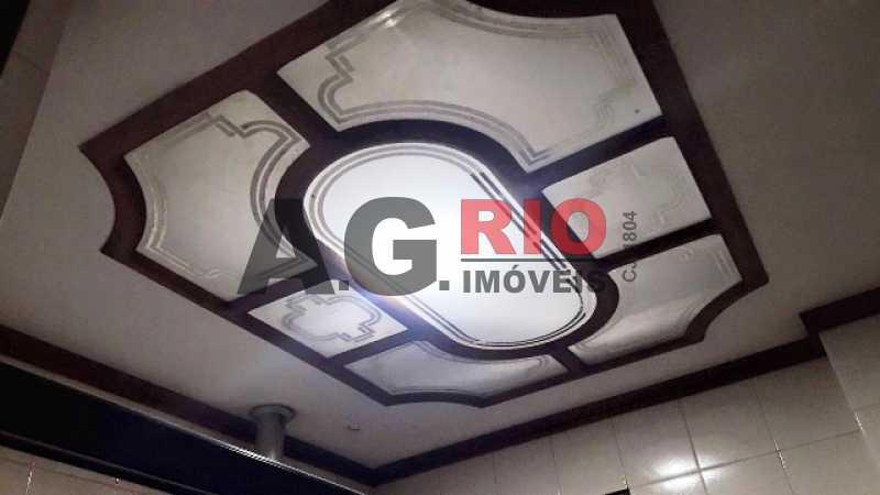 7.teto.banheiro - Apartamento 2 quartos à venda Rio de Janeiro,RJ - R$ 250.000 - VVAP20461 - 6