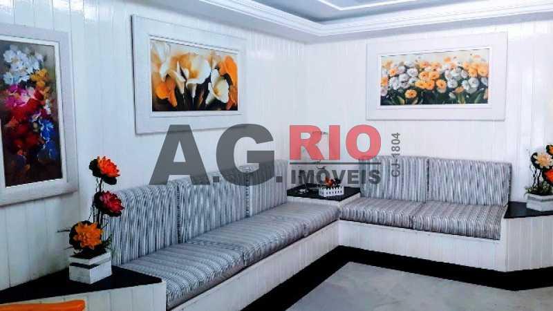 25.recepção - Apartamento 2 quartos à venda Rio de Janeiro,RJ - R$ 250.000 - VVAP20461 - 22