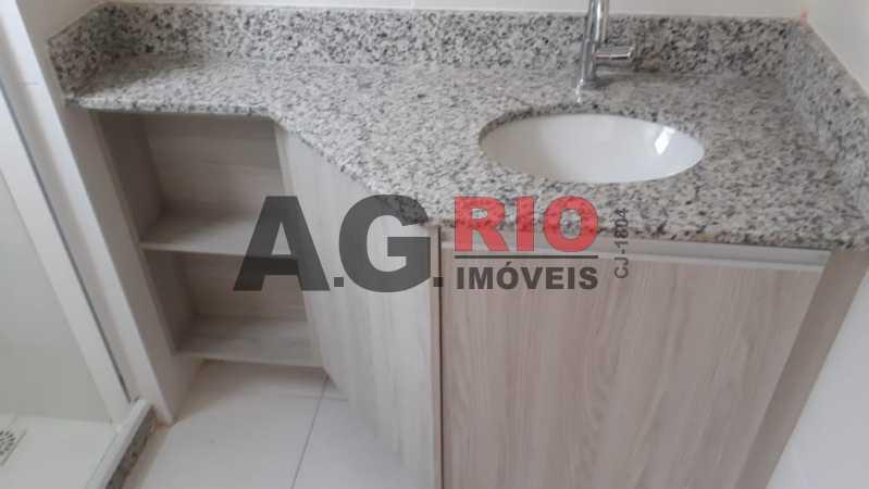 522b6136-c068-4dfa-bcf1-869e6a - Apartamento Para Alugar no Condomínio Duo Life Residencial - Rio de Janeiro - RJ - Freguesia (Jacarepaguá) - FRAP20135 - 13