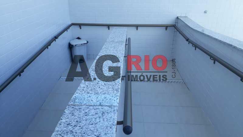 a266f20f-7eca-40b4-a6b9-d85e9a - Apartamento Para Alugar no Condomínio Duo Life Residencial - Rio de Janeiro - RJ - Freguesia (Jacarepaguá) - FRAP20135 - 5
