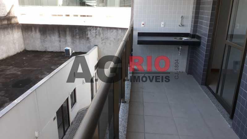 a6128209-5f69-458c-89a7-d35ca8 - Apartamento Para Alugar no Condomínio Duo Life Residencial - Rio de Janeiro - RJ - Freguesia (Jacarepaguá) - FRAP20135 - 10