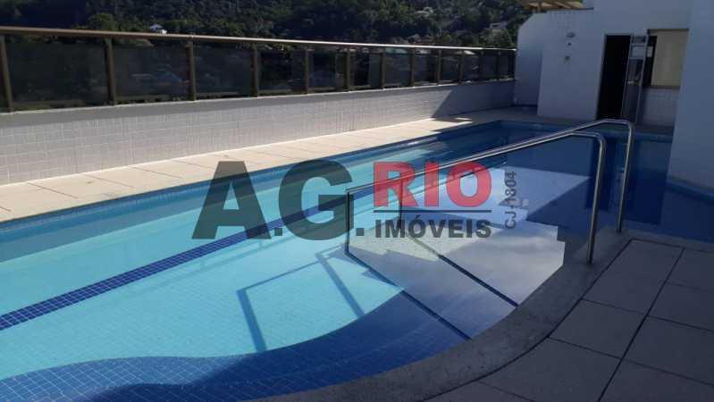 9ccef6bd-d51a-4fae-8e63-7d79bd - Apartamento Para Alugar no Condomínio Duo Life Residencial - Rio de Janeiro - RJ - Freguesia (Jacarepaguá) - FRAP20135 - 1