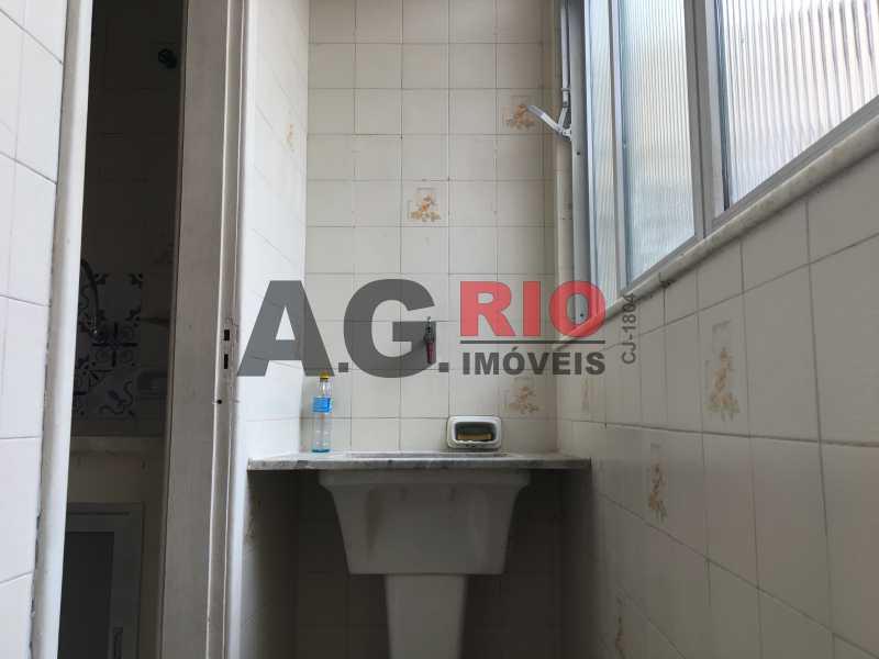 13 - Apartamento Rio de Janeiro, Vila Valqueire, RJ Para Alugar, 2 Quartos, 61m² - VVAP20469 - 14