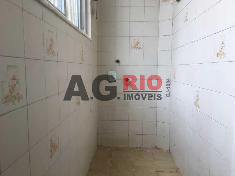 14 - Apartamento Rio de Janeiro, Vila Valqueire, RJ Para Alugar, 2 Quartos, 61m² - VVAP20469 - 15