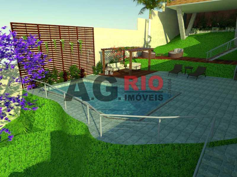 10Exteri01 - Terreno À Venda - Rio de Janeiro - RJ - Jardim Sulacap - VVUF00006 - 22