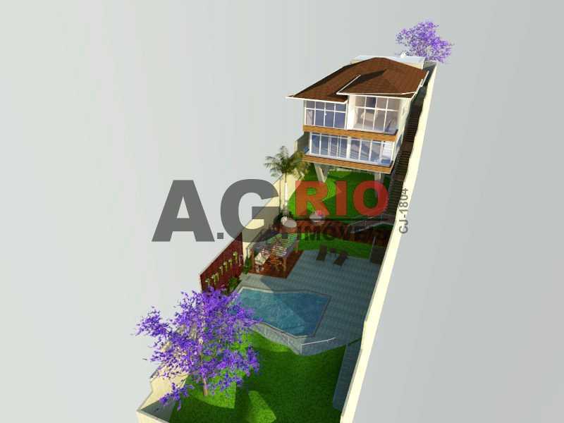 10Exteri03 - Terreno À Venda - Rio de Janeiro - RJ - Jardim Sulacap - VVUF00006 - 24