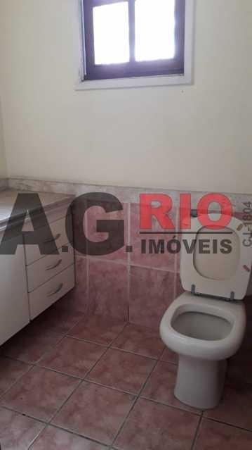 1457f21f-cf6e-462a-a81f-211dc7 - Casa 5 quartos para alugar Rio de Janeiro,RJ - R$ 6.400 - FRCA50002 - 9