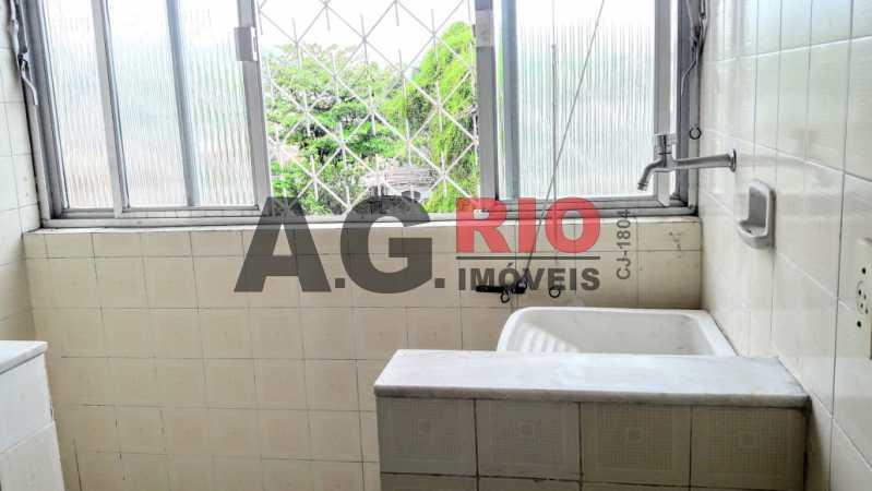 6.lavanderia - Apartamento 1 quarto à venda Rio de Janeiro,RJ - R$ 130.000 - VVAP10046 - 1