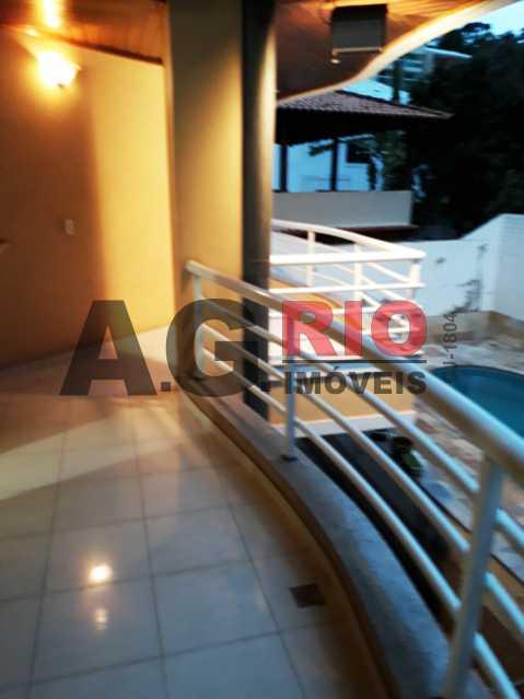 1º Piso - Sala Principal - Va - Casa em Condomínio 3 quartos à venda Rio de Janeiro,RJ - R$ 1.800.000 - VVCN30075 - 12