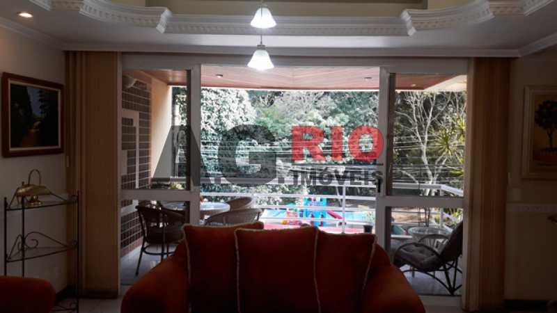 1º Piso - Sala Principal - Vi - Casa em Condomínio 3 quartos à venda Rio de Janeiro,RJ - R$ 1.800.000 - VVCN30075 - 5
