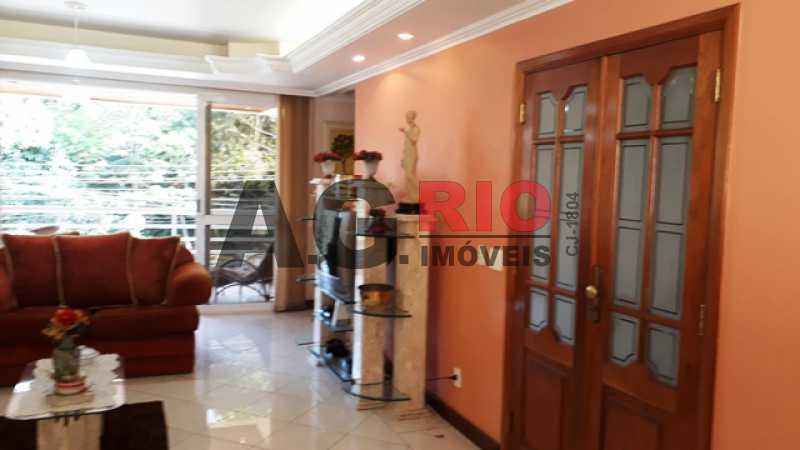 1º Piso - Sala Principal - Vi - Casa em Condomínio 3 quartos à venda Rio de Janeiro,RJ - R$ 1.800.000 - VVCN30075 - 8