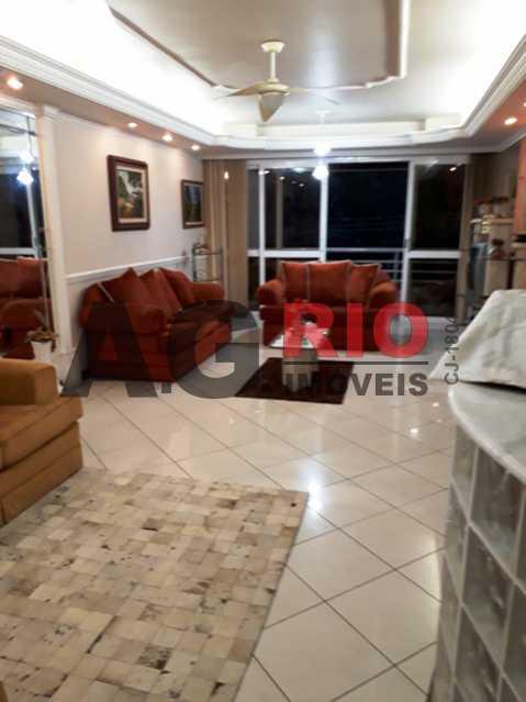 1º Piso - Sala Principal - Vi - Casa em Condomínio 3 quartos à venda Rio de Janeiro,RJ - R$ 1.800.000 - VVCN30075 - 6