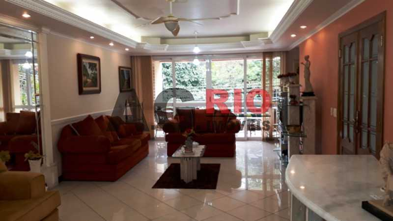 1º Piso - Sala Principal - Vi - Casa em Condomínio 3 quartos à venda Rio de Janeiro,RJ - R$ 1.800.000 - VVCN30075 - 7