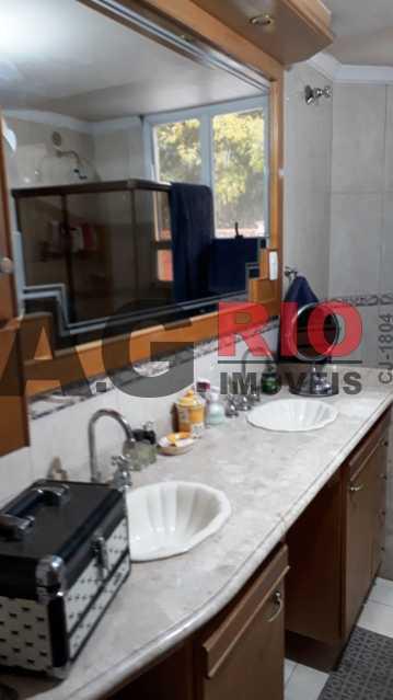 3º Piso - Suite Principal - B - Casa em Condomínio 3 quartos à venda Rio de Janeiro,RJ - R$ 1.800.000 - VVCN30075 - 24
