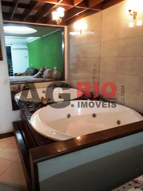 3º Piso - Suite Principal - H - Casa em Condomínio 3 quartos à venda Rio de Janeiro,RJ - R$ 1.800.000 - VVCN30075 - 25