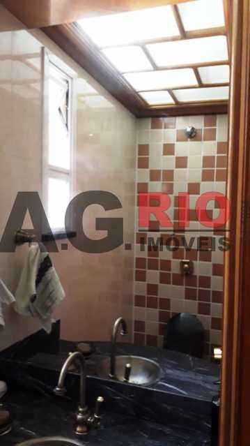 Cópia de 1º Piso - Lavabo -  - Casa em Condomínio 3 quartos à venda Rio de Janeiro,RJ - R$ 1.800.000 - VVCN30075 - 20