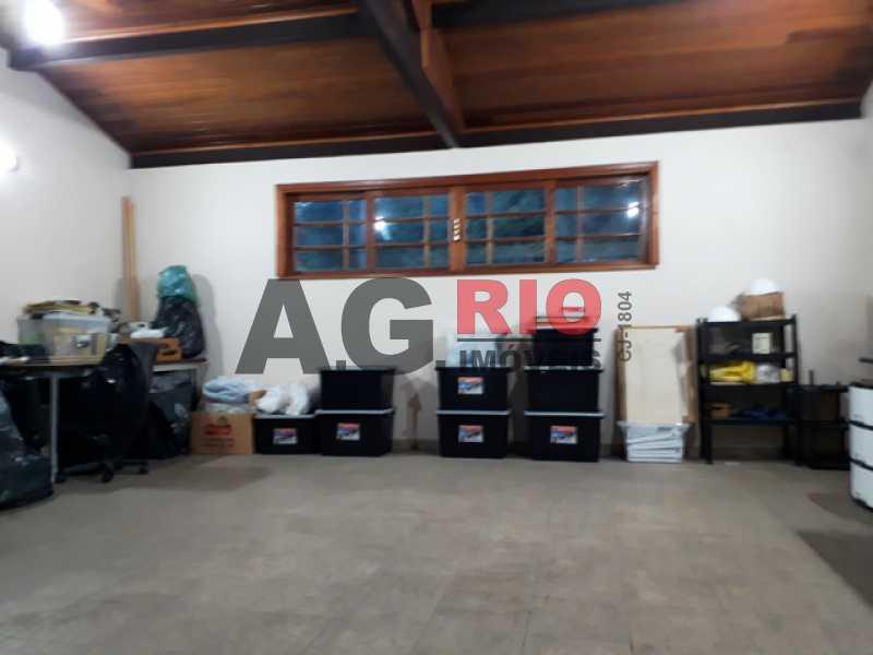 Sotão - Foto 1 Visão Geral d - Casa em Condomínio 3 quartos à venda Rio de Janeiro,RJ - R$ 1.800.000 - VVCN30075 - 27