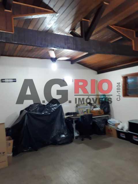 Sotão - Foto 2 - Visão do Fo - Casa em Condomínio 3 quartos à venda Rio de Janeiro,RJ - R$ 1.800.000 - VVCN30075 - 28