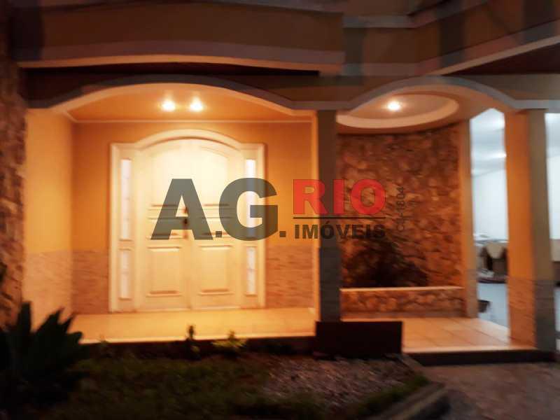 Térreo - Fachada da Entrada P - Casa em Condomínio 3 quartos à venda Rio de Janeiro,RJ - R$ 1.800.000 - VVCN30075 - 3