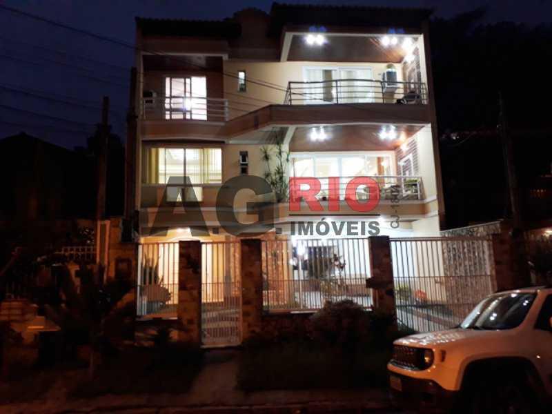 Térreo - Fachada Pincipal do  - Casa em Condomínio 3 quartos à venda Rio de Janeiro,RJ - R$ 1.800.000 - VVCN30075 - 1