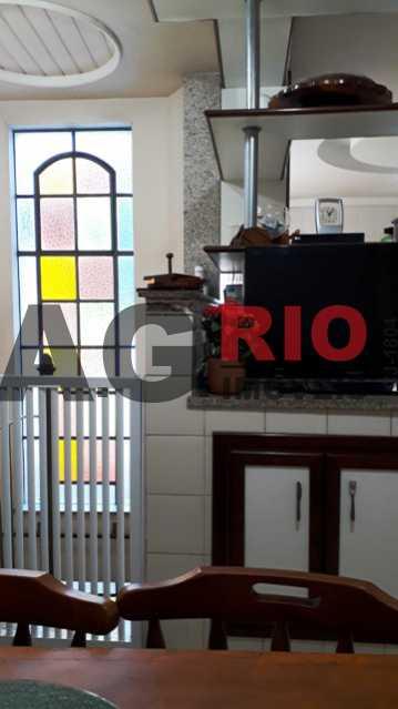 1º Piso - Copa - Foto 2 - Casa em Condomínio 3 quartos à venda Rio de Janeiro,RJ - R$ 1.800.000 - VVCN30075 - 17