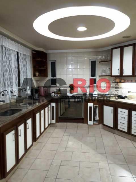1º Piso - Cozinha - Foto 1 - Casa em Condomínio 3 quartos à venda Rio de Janeiro,RJ - R$ 1.800.000 - VVCN30075 - 14