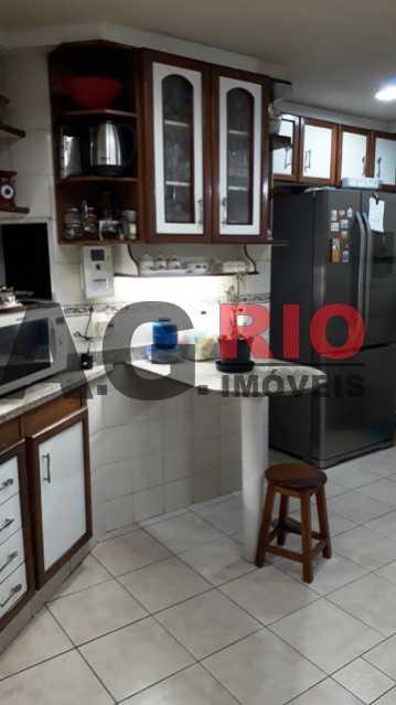 1º Piso - Cozinha - Foto 2 - Casa em Condomínio 3 quartos à venda Rio de Janeiro,RJ - R$ 1.800.000 - VVCN30075 - 16