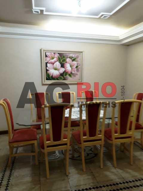 1º Piso - Sala de Jantar - Ac - Casa em Condomínio 3 quartos à venda Rio de Janeiro,RJ - R$ 1.800.000 - VVCN30075 - 13
