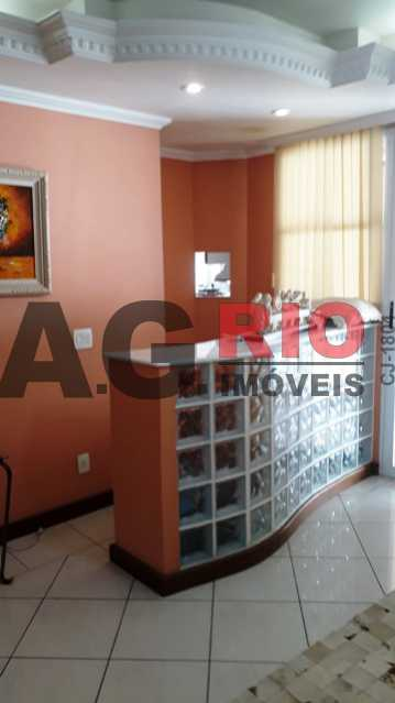 1º Piso - Sala Principal - Ba - Casa em Condomínio 3 quartos à venda Rio de Janeiro,RJ - R$ 1.800.000 - VVCN30075 - 9